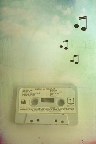 cassette tape tattoo. This Is A Cassette Tape