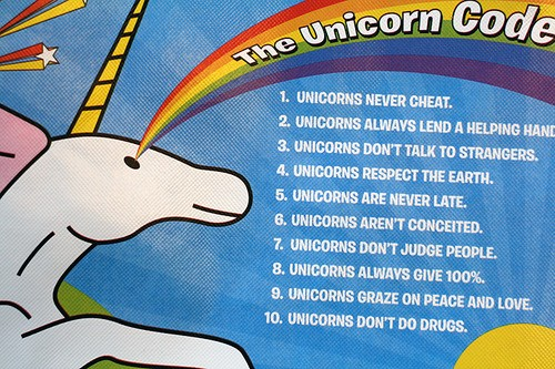 The Unicorn Code