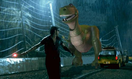 Jurassic Park 4 Rise Of Rex