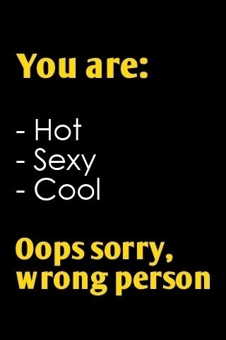 you are sexy