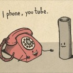 Introductions: iPhone. YouTube.
