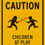 Caution: Children At Play