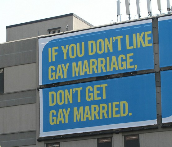 from Rodrigo people who dont like gay marriage