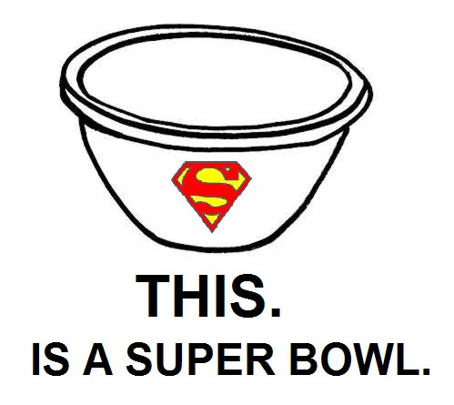 what is a super bowl lol
