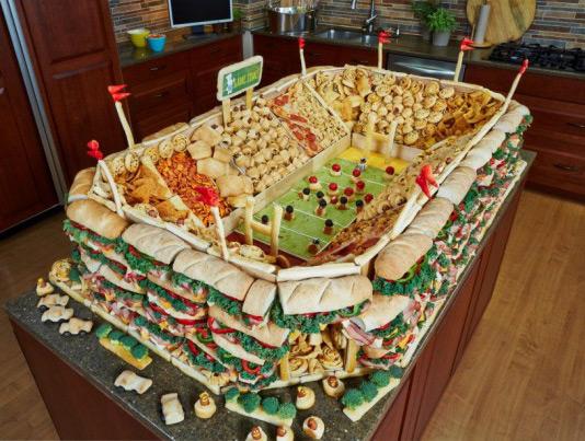Baseball Stadium Food Recipes