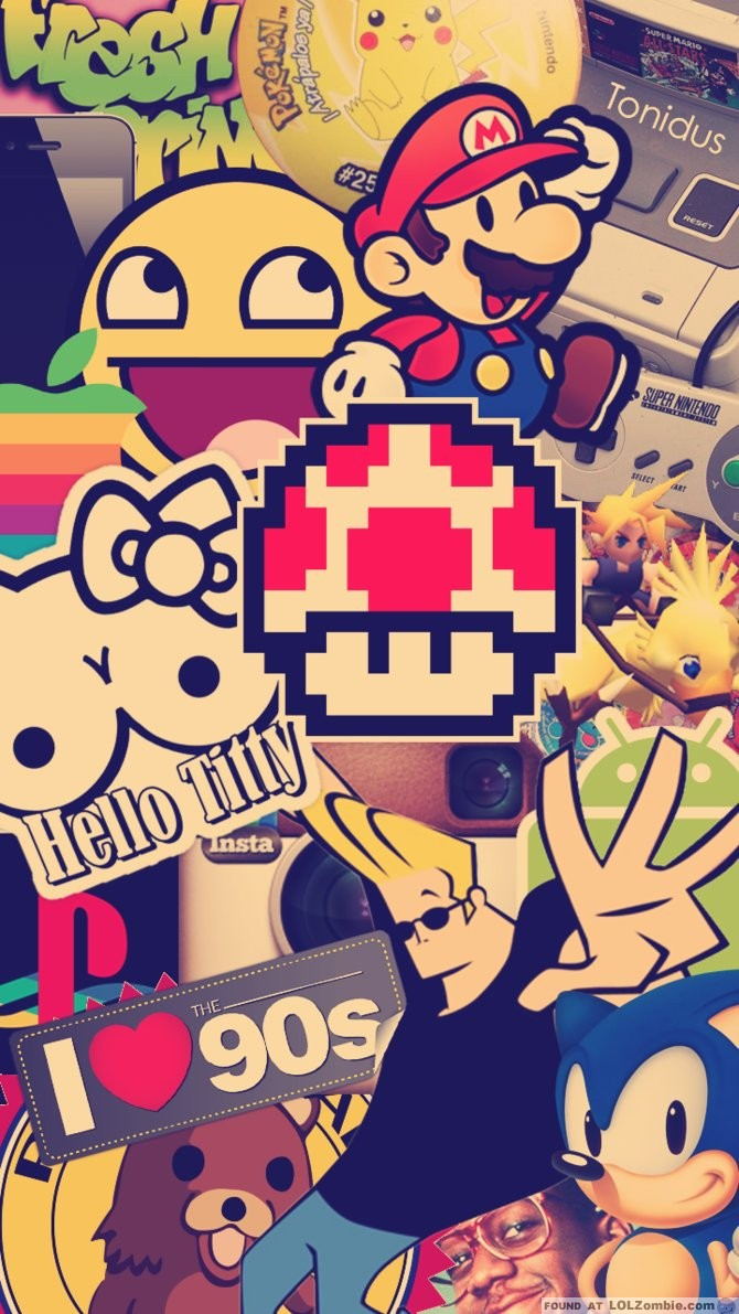 Good Wallpaper Love Smartphone - 90s-wall  Gallery_708430.jpg