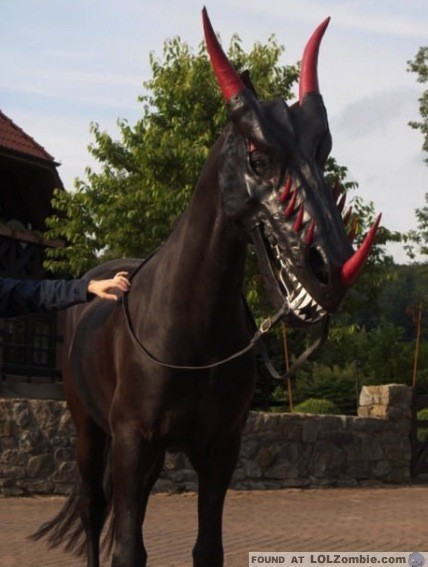 15 Great Halloween Costumes For Horses