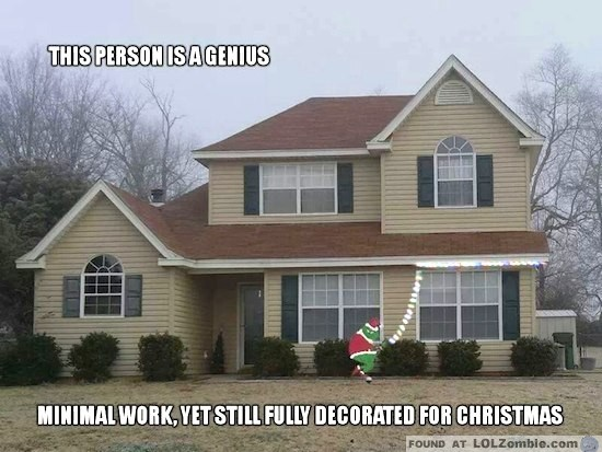 grinch stealing christmas lights - Grinch Stealing Christmas Lights