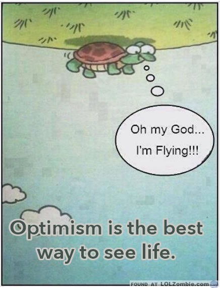 Best Way To Decorate Your Living Room: Optimism Is The Best Way To See Life