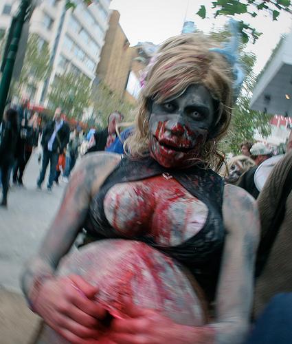 Preggo Zombie